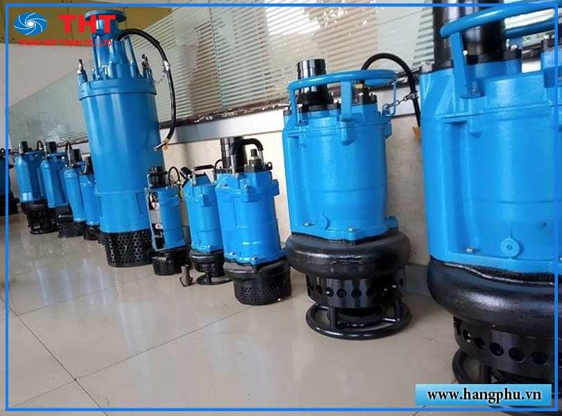 Các loại máy sục khí và máy thổi sục khí công nghiệp