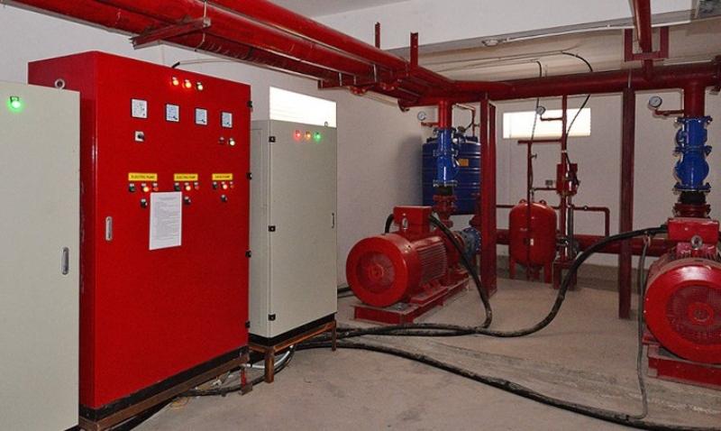 Cách bảo dưỡng máy bơm PCCC