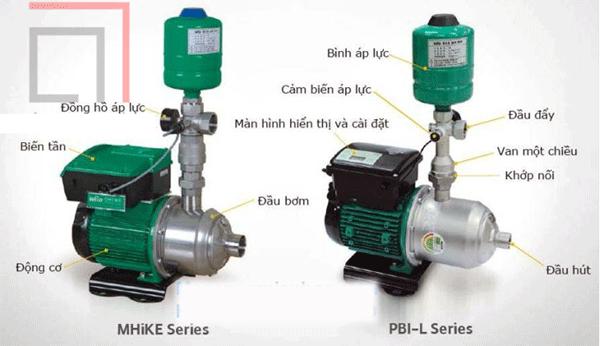 Phân loại và cách lắp đặt máy bơm nước tăng áp dân dụng