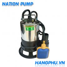 may bom chim hut bun co phao nationpump hsf250 1.37 26t